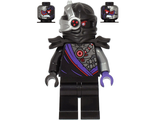 Nindroid Warrior with Black Shoulder Pads - Legacy, n/a (njo629)
