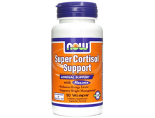 NOW Super Cortisol Support 90 капс.