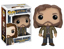 Funko Pop! Harry Potter - Sirus Black | Фанко Поп! Гарри Поттер - Сириус Блэк
