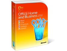 Лицензия MS Office 2010 Home and Business ESD Russian Key T5D-00703/T5D-00415