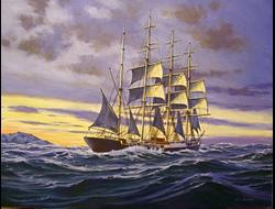 Море. Корабли