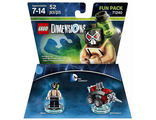 LEGO Dimensions Fun Pack - DC Comics (Bane, Drill Driver)