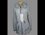 Женская весенняя куртка серая 002-085