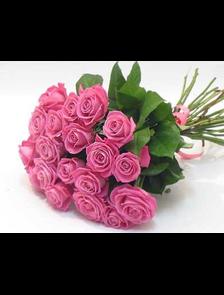 Букет 19 роз Лайт
