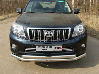 Toyota Land Cruiser 150 Prado Решётка радиатора 16 мм TOYLCPR150-05