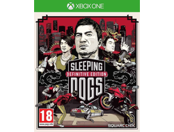Игра Sleeping Dogs Definitive Edition для XBOX One