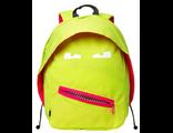 Молодежный рюкзак Zipit GRILLZ BACKPACKS лайм
