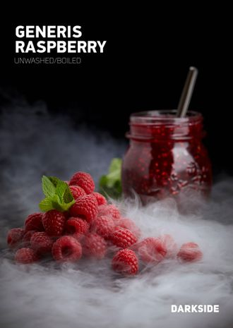 "Dark Side Soft ""Generis Raspberry"" - Dark Side Софт ""Малина"" 100 гр."
