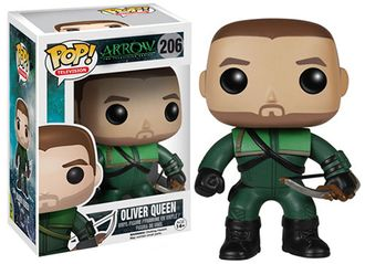 Funko Pop! Television: Arrow - Oliver Queen | Фанко Поп! Сериал: Стрела - Оливер Квин