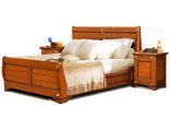 Кровать СКМ-001-11 (1200*2000, 1400*2000, 1600*2000)