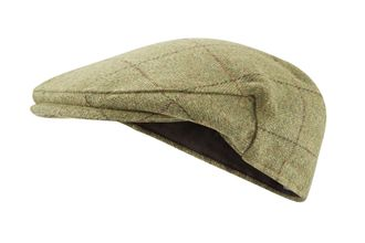 Кепка JOHN PARTRIDGE Tweed Flat Cap Sand