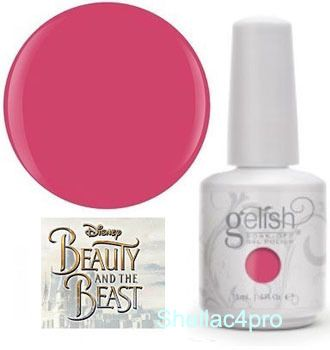 Gelish Harmony, цвет № 1110248 Be Our Guest - Beauty and the beast Collection 2017