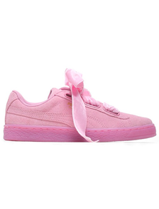 Puma Suede Bow Pink