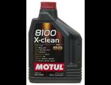 Motul 8100 X-clean 5W40 2л