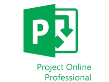 Microsoft Project Online Professional Open Faculty Shared Server  SNGL Subscription VL OLP NL Annual