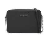 Сумка Michael Jet Set Travel Crossbody Black / Чёрная