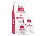 Brit Care Endurance Duck & Rice для активных собак - утка, рис, 1 кг
