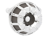 18-944 ARLEN NESS 10-Gauge Inverted Series Air Cleaner - Chrome (Sportster)