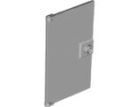 Door 1 x 4 x 6 with Stud Handle, Light Bluish Gray (60616 / 6065151 / 6248917)