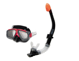 Маска и трубка для плавания Surf Rider Swim Set Intex 55949
