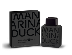 Mandarina Duck Pure Black 100ml