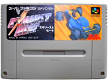 """Exhaust Heat""  no box, Игра для Nintendo Super Famicom NTSC-Japan"