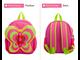 Детский водонепроницаемый рюкзак для девочки NOHOO бабочка