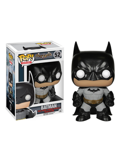 Funko Pop! Batman: Arkham Asylum  - Batman| Фанко Поп! Бэтмен: Лечебница Аркхэм - Бэтмен