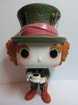 Funko Pop! Disney: Alice In Wonderland - Mad Hatter