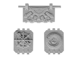 THOUSAND SONS LAND RAIDER DOORS