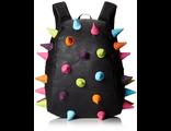Молодежный рюкзак MadPax Rex 2 Half Mascarade черный мульти