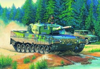 Hobby Boss 1/35 82401 German Leopard 2 A4