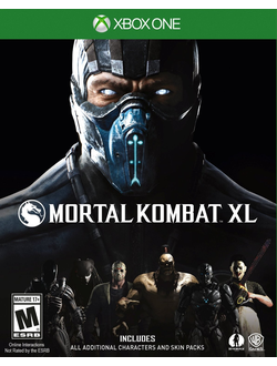Mortal Kombat XL [RU] (Xbox One)