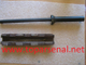 SKS gas pipe tube with wooden cover