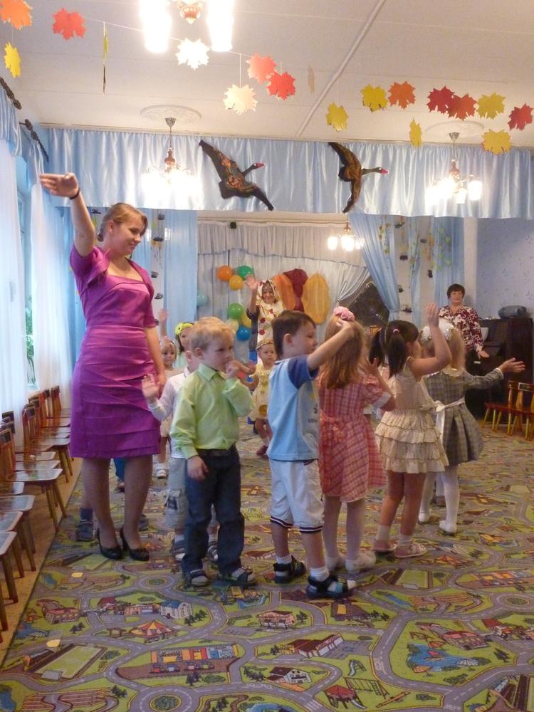 Праздники для второй младшей группы детского сада