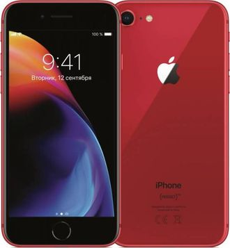 Apple iPhone 8 256Gb Red
