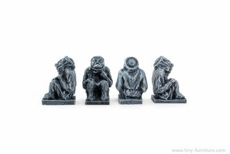 NOTRE DAME'S GARGOYLES №3 (PAINTED) special offer