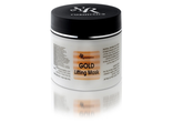 Gold lifting mask