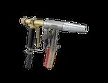 Пескоструйный пистолет с подачей воды CLEMCO Power Injection Gun Universal