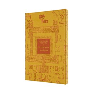Блокнот Moleskine Limited Edition HARRY POTTER в подарочной упаковке, Large