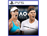 AO International Tennis (цифр версия PS5) 1-4 игрока