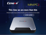 Cenovo Mini PC 2. Intel Z8300, Windows 10 мини ПК. 4 Гб / 64 Гб. HDMI, WiFi, Bluetooth. Всё в одном.