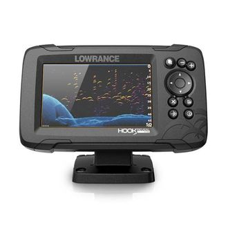 Эхолот Lowrance HOOK REVEAL 5 50/200