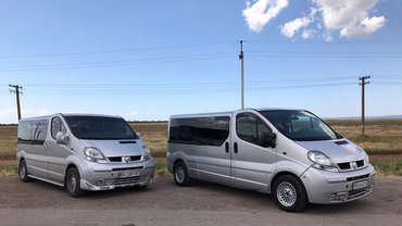 Renault Trafic (8 мест)