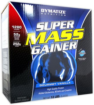 Dymatize Super Mass Gainer (5440 gr)