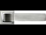 Дверные ручки RUCETTI RAP 15-S SN/CP Цвет Белый никель/хром