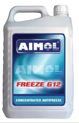 АНТИФРИЗ AIMOL FREEZE G12+ 1 литр