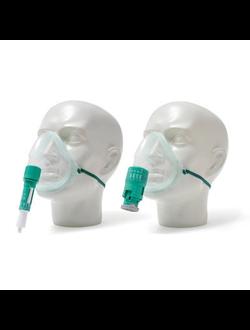 Маски лицевые кислородно-аэрозольной терапии тип А