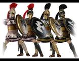 ПРЕДЗАКАЗ - Древнегреческий гоплит - Коллекционная фигурка 1/6 Power Set: Greek Hoplite 2.0 - ACI Toys
