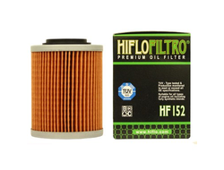 Масляный фильтр HIFLO FILTRO HF152 для BRP Can-Am Outlander 330/400/650/800/1000, Commander 800/1000, Maverick 1000//Ski-Doo Skandic SWT V-800/Tundra V-800, Expedition Sport V-800/TUV V800, Legend Touring V800// CF MOTO X5 HO/X8